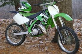 1995 kx 125 admissions guide