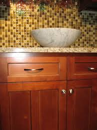Shaker Cherry Kitchen Cabinets Cherry Shaker Kitchen Cabinets Home Design Traditional Kitchen
