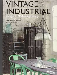 amazon com vintage industrial living with machine age design