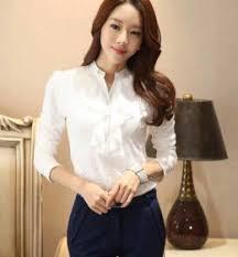 blouse wanita blouse atasan wanita model terbaru jual murah import