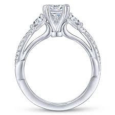3 engagement ring three rings 3 stones engagement rings gabriel co