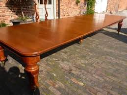dining room tables that seat 16 antique victorian oak extending dining table seat 16 240882