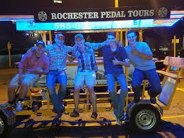 thanksgiving dinner rochester ny bachelor party brewery tours in rochester ny rochester pedal tours