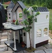 04 Fs 152 Victorian Barbie by Barbie Scale Victorian Town House Dollhouse Kit Town House
