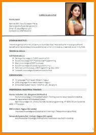updated resume formats updated resume format format for resume best resume sle