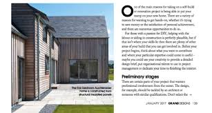 structural insulated panel home plans diy or hire the professionals for your self build allan