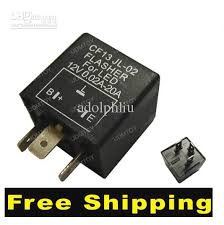 2017 3 pin car flasher relay to fix led light blink flash cf13 led