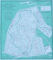 Massachusetts Map Nehemiah Gibson Cemetery Mount Auburn Cemetery Cambridge
