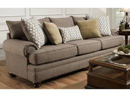 albany essence pewter sofa great american home store sofas