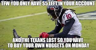 Lacrosse Memes - memes have fun with texans crushing loss houston chronicle