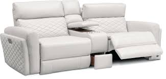 Rv Recliner Sofa Beautiful Full Grain Leather Sectional Costco Leather Reclining