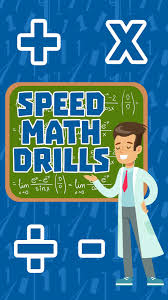 speed math drills android apps on google play