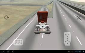truck driving simulator hd android apps on google play