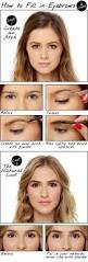 How To Fill Eyebrows Top 10 Eyebrow Tips And Tutorials That Could Change Your Entire