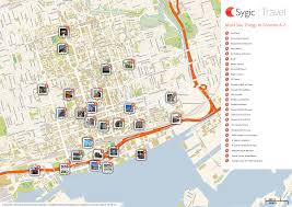 Map Of Toronto Canada by Toronto On Canada Pictures Citiestips Com