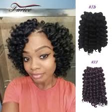 crochet hair extensions 8 inch 75g pc jump wand curl braiding crochet hair extensions