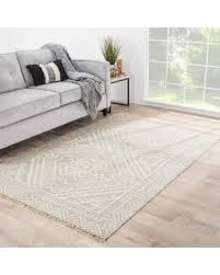 Off White Area Rugs by Get The Deal Juniper Home Sera Handmade Geometric Gray Off White