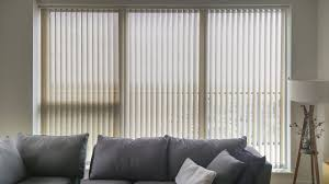 Vertical Blind Suppliers The Blind Shop Vertical Blind Fitting London Youtube