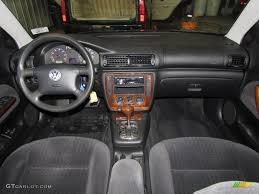 volkswagen dashboard 2000 volkswagen passat gls v6 sedan black dashboard photo