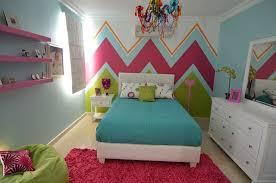 Teen Girls Chevron Bedroom Modern Houston By Droz Design - Chevron bedroom ideas