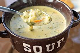 instant pot broccoli cheese soup the cookin