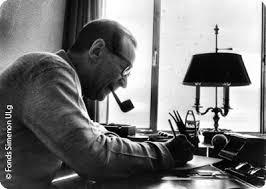 bureau d ecrivain reflexions les écrivains belges de l entre deux guerres