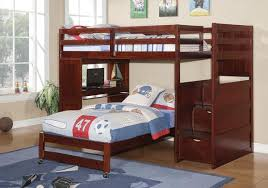 Pictures Of Bunk Beds With Desk Underneath Kids Loft Bed With Desk