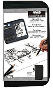 amazon com castle art supplies drawing and sketching pencil art