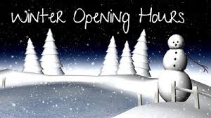 winter opening hours snow factor