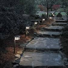 Walkway Ideas For Backyard by Walkway Lighting Backyard Lighting 14