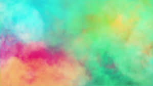 colorful colors colorful mixing of smoke of abstract colors ideal for background