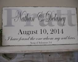 personalized wedding plaque wedding plaques images search