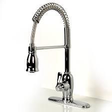 deck mount kitchen faucet d vontz single handle deck mounted kitchen faucet reviews wayfair