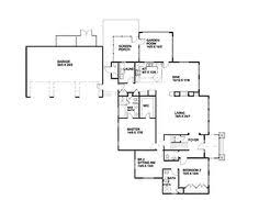 colonial traditional house plan 65259 traditional house plans