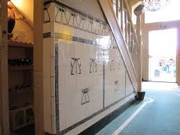 file hotel münster detail trap art nouveau stijl jpg wikimedia