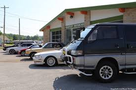 1991 mitsubishi delica bangshift com kei cars 4wd vans and more we check out roadtrip