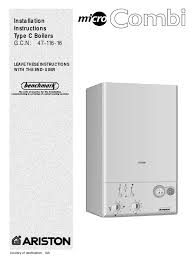 service manual ariston t2 water heating boiler