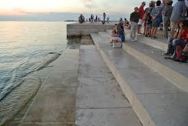 Sea Organ Croatia Zadar To Plitvice Bec And Webb 2012