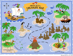 treasure map free printable pirate treasure map search boy