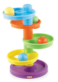 Little Tikes Toy Storage Amazon Com Little Tikes Ball Drop And Roll Toys U0026 Games