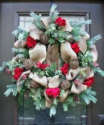 burlap wreaths bazaraurorita