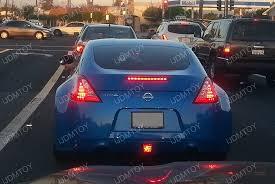 nissan 370z tail lights nissan 370z fairlady led fog ls ijdmtoy blog for automotive
