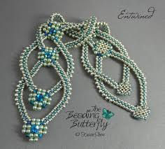 crystal lace necklace patterns images The beading butterfly beaded art and jewelry by kassie jpg