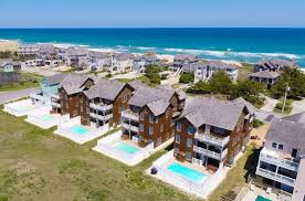 outer banks wedding beach houses the 4 capes nags head nc