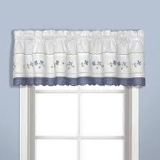 Button Valance Tab Top Valances U0026 Kitchen Curtains You U0027ll Love Wayfair