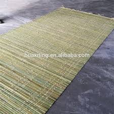 printed bamboo raffia grass mats weave by raffia buy artificial