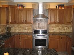 Kitchen Backsplash Photo Gallery Kitchen Rustic Kitchen Backsplash Ideas With Stone Sty Rustic