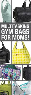 10 Must Fitness Gear Essentials by Top 10 Stylish Multitasking Bags Bag And Workout