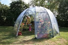 Greenhouse Gazebo Amazon Com Tierra Garden 50 2510 Haxnicks Garden Sunbubble
