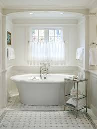 bathroom white small bathroom with freestanding bathtub also